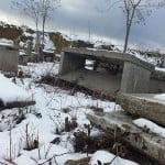 New Jewish cemetery Pristina. January 2012. Photo: Ivan Ceresnjes