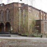Greenbank Drive Synagogue. Photo: English Heritage at Risk (http://risk.english-heritage.org.uk/)