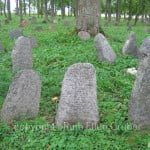 Well maintained Jewish cemetery in Valbaninka, Lithuania. Photo © Ruth Ellen Gruber