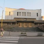 Front of Zilina New Synagogue. Photo © Ruth Ellen Gruber