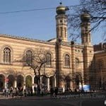 Dohany st synagogue and Jewish Museum in Budapest. Photo © Ruth Ellen Gruber