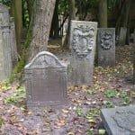 Jewish cemetery Venice