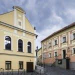 Restored facade of the synagogue in Banská Štiavnica. Photo: www.bystricoviny.sk