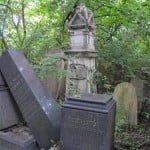Kerepesi Jewish cemetery.