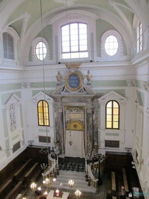 Guided tours @ Synagogue, Siena Italy