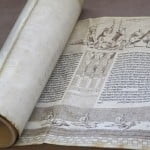 Scroll in NLI collection