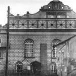 Maharsha synagogue, Ostroh, pre-World War II. Photo: Yad Vashem