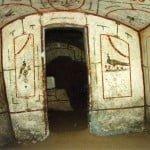 Jewish catacombs, Vigna Randanini Photo © Leonard Rutgers