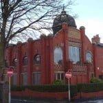 Blackpool Leamington Rd Synagogue. Photo:  RHaworth via wikimedia commons,  GNU Free Documentation License