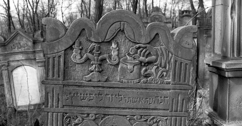 Clean up Łódź Jewish cemetery @ Jewish cemetery, Łódź | Łódź | województwo łódzkie | Poland